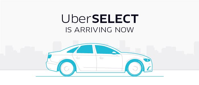 UberSELECT la Bucuresti - pentru prima oara in Europa - Silviu Pal Blog